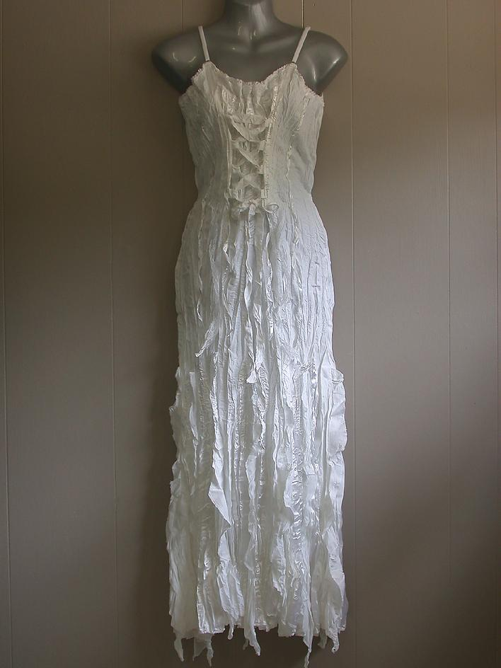 """Lace-up-dress-Cheryl Lynn Gallery"""